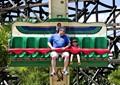 Tessa and Dad at Legoland