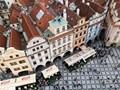Prague City Hall View