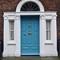Georgian Door.