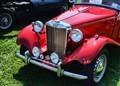 MG - Antique Sports Car
