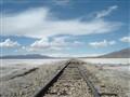 Salar en Bolivia