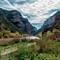 At the base of the Hanging Lake Hiking Trail | Hanging Lake, Glenwood Canyon, CO | May, 2014