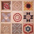 New England Family Quilt 1882-1897.