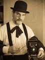 Old fashion photographer