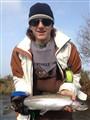 1st Steelhead Trout