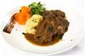 Lamb shanks - Croatian recipe