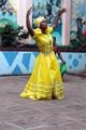 dancing at carnival museum in Cuba