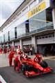 Ferrari F1 Pit Lane