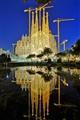 Sagrada Família in Barcelona (Catalunya/Spain)