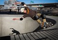 Skater and Shadow