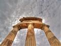 Delphi's misterious temple...