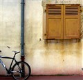 Bike on Pipes