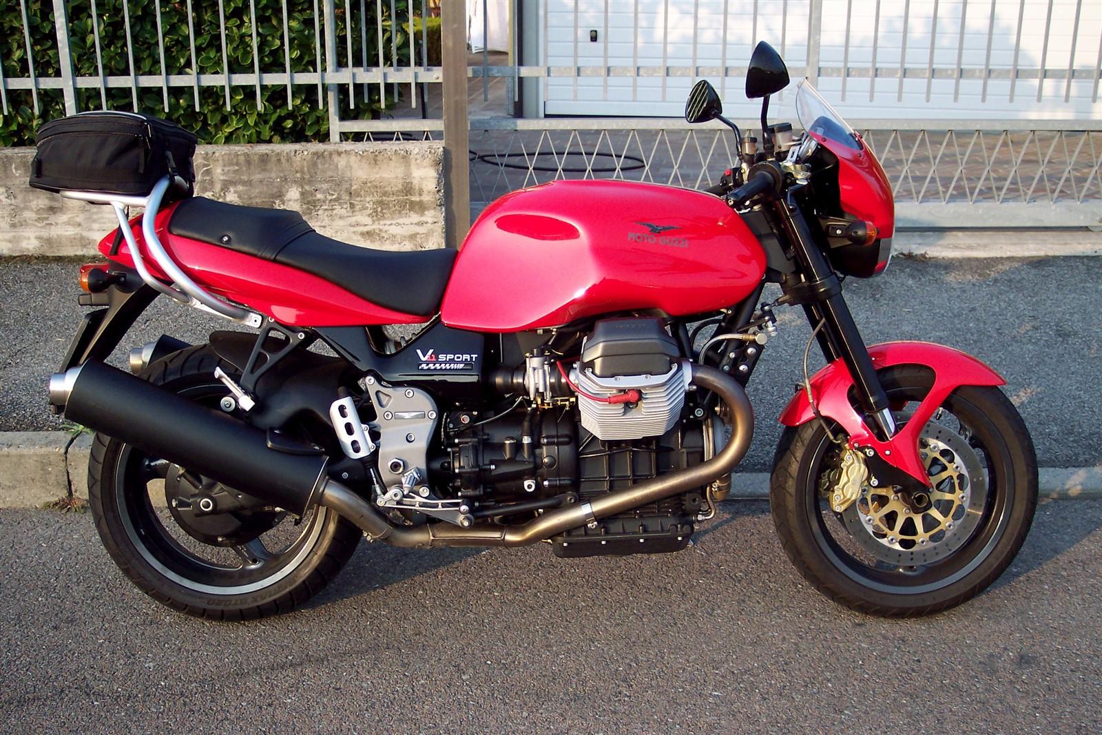 Moto Guzzi V11 Sport-8 - a photo on Flickriver