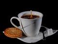 Kaffee und Keks ein muß