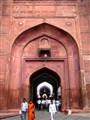 Delhi Doorway