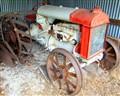 Grandpa's tractor wasn't...