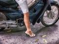 Heels and HONDA