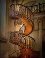 Stairs at Loretto Chapel