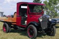 Part of the display at Sherwood Park, Alberta during the tractor pull.