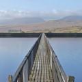 A Footbridge to the Mountains