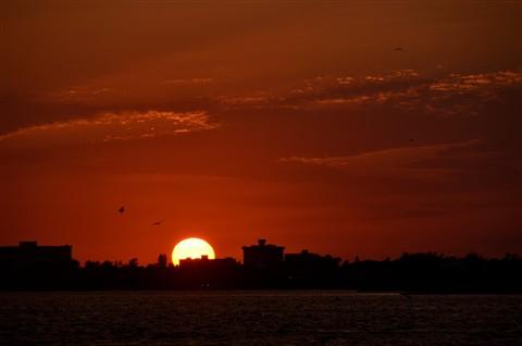 Haulover Sunset