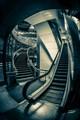 """Stairs at """"La Defense"""""""