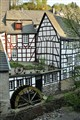 Typical German town, Monschau