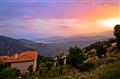 Delphi at Sunset