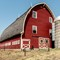 Silo and Red Barn