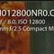 D4 vs 1DX with NR 12800 Crop