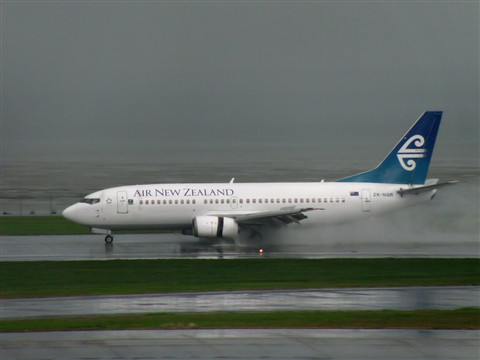 Air New Zealand small B