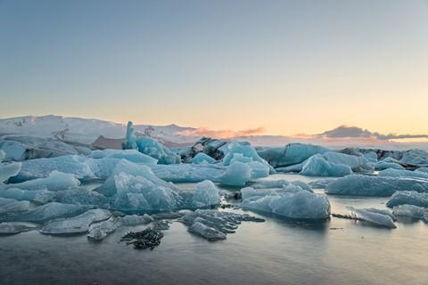 Jokülsárlón Glacial Lagoon
