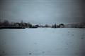 Snowy emptiness