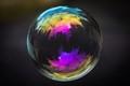 Bubble Portrait
