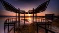 Sunrise at the Dead Sea, Israel