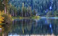 Twin Lakes Mommath Lakes California