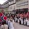 Norwegian Girls in Parade