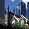 St Augustine's Catholic Church Bourke street Melbourne