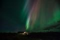 aurora borealis meets house
