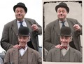 Oliver and Hardy lookalikes