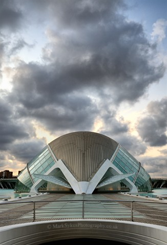Hemisfèric - Valencia