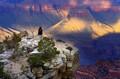 Alone at the Grand Canyon