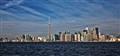Toronto Sky line HDR