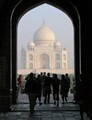Welcome to the Taj Mahal!