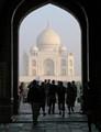 Welcome to the Taj Mahal!