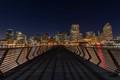 Railing on Pier 14