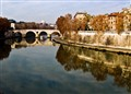 Winter on the Tiber