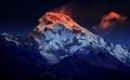 Annapurna Blushes