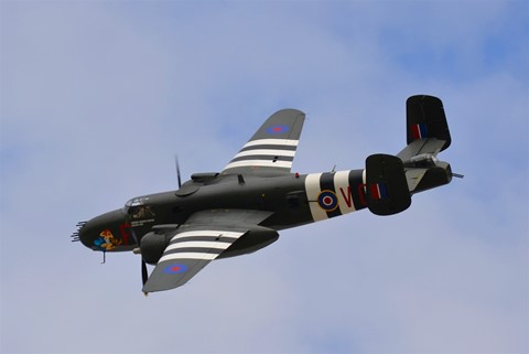 B-25 - Hamilton
