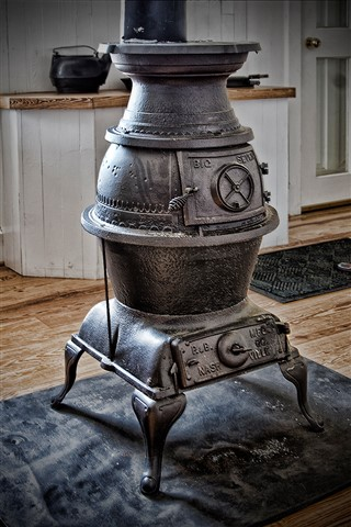 Lighthouse Stove
